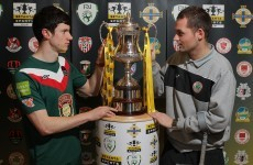 Setanta Sports Cup draw made