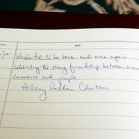 What Hillary Thinks Of Ireland Pic Of The Day