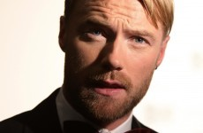 The Dredge: Ronan Keating will climb any mountain (literally)