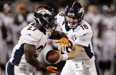 NFL: Broncos set up Baltimore decider