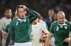 'Preparations were perfect, everything else was a bit of a disaster' - Best on RWC '07