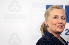 Hillary Clinton leaves for Belfast to discuss peace process