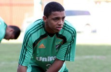 Chelsea agree terms to sign Brazilian starlet Wallace