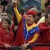 Chavez returns from Cuba after cancer treatment