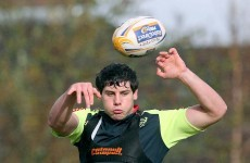 Earls and O'Callaghan named in Munster side to face Saracens