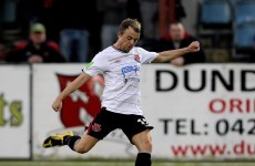 Dundalk re-sign Keith Ward from Bohemians