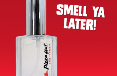 Want to smell like Pizza Hut? What about Supermacs or Zaytoon?