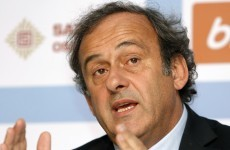 All options open for Euro 2020 - UEFA's Platini