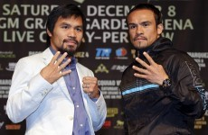 Pacquiao seeks definitive win to silence Marquez