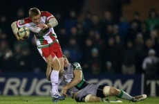 Connacht are a bloody good team declares Biarritz fullback Balshaw