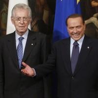 Monti to step down as Berlusconi announces fresh run