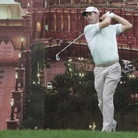 Harrington back in the swing in Abu Dhabi