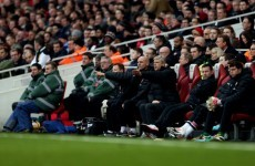 Wenger denies having any contact with PSG