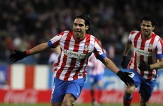 VIDEO: Just the five goals for Radamel Falcao tonight