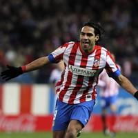 VIDEO: Just the five goals for Radamel Falcao tonight