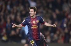 The Greatest: Messi breaks Gerd Muller's calendar year record