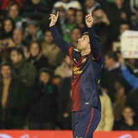 Modest Messi shrugs off 86-goal record