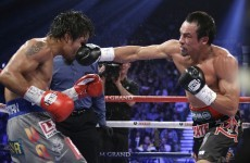 Down but not out: Pacquiao backs Marquez rematch