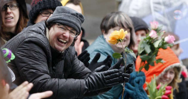 Washington State becomes latest US state to allow same sex marriage