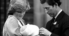 Haughey Government in row over royal baby message