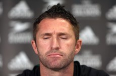 Win your loved one's dream gift: A Christmas chat with Robbie Keane