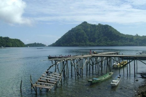 A view from the Maluku Islands