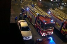 Five units of fire brigade put out fire at Dublin city centre pub