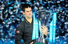 Make some room: Djokovic and Williams are named world champions