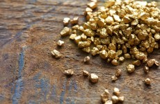 Gold found in Wicklow and Wexford