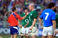 Romain Poite named as ref for Wales v Ireland 6 Nations clash