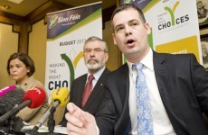 Doherty opens government no confidence debate in Dáil