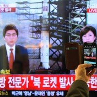Condemnation after North Korea launches rocket