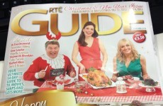 It's officially Christmas! Our 7 favourite things in the bumper RTÉ Guide