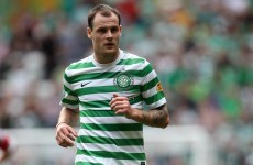 Celtic warn Anthony Stokes following Alan Ryan event in Dublin