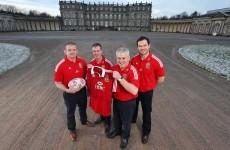 Mane men: Warren Gatland unveils Lions' coaching line-up