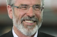Gerry Adams resigns from Westminster
