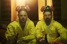 So, you can order the crystal meth from Breaking Bad