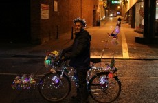 Pic: This bike is the actual spirit of Christmas