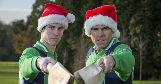 Here's your 'we want YOU for Santa's army' pic of the day