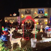 Photos: Is this the most festive house in Ireland?