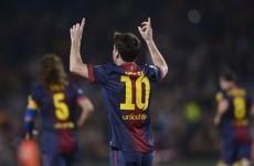 Sorry, Messi -- Chitalu scored 107 goals in a year, claims Zambian FA