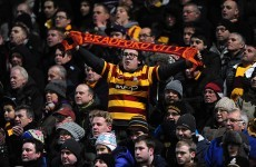 It's all coming up Bradford! Bantams reinstated into FA Cup