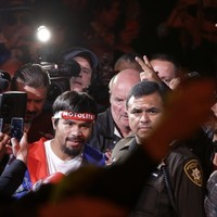 Pacquiao camp accused of attacking photographer after Vegas defeat