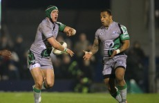 Team news: Just one change for Connacht ahead of Biarritz return