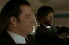 VIDEO: Pulp Fiction, Kerry schtyle