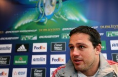 Heineken Cup: Du Preez wants sluggish Munster to get out of third gear