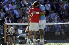 Federer tips del Potro rise to the top