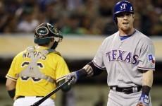 Star slugger Hamilton leaves Texas for Angels