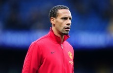 'UEFA are not serious at all on racism' - Ferdinand slams Serbia sanctions