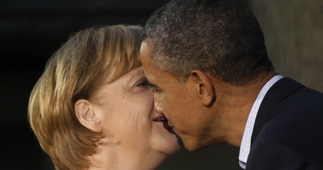 2012: a year in political pictures